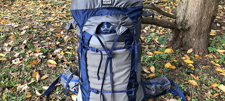 feature image of granite gear crown2 60 backpack