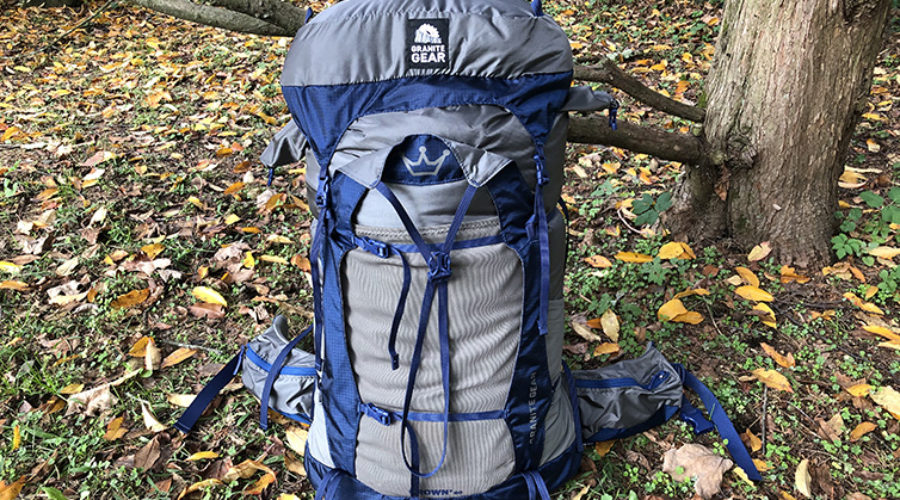 feature image of granite gear crown2 60 backpack