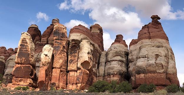 Canyonlands Scenery