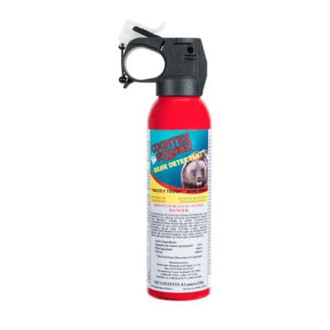 Counter Assault Bear Deterrent Spray - 8.1 fl. oz.