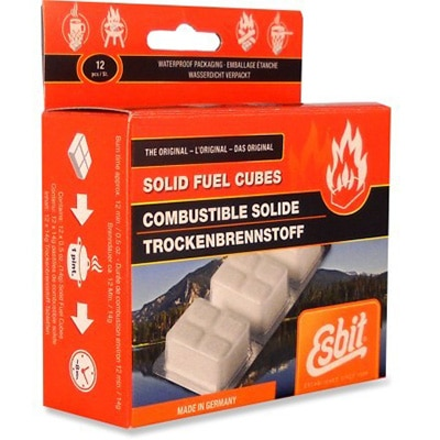 Esbit Solid Fuel Tabs