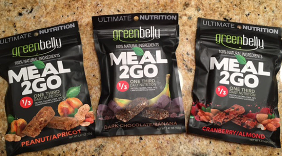 Greenbelly Food Bar Review – An Edible Protein Bar!| Average Hiker