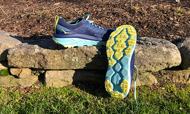 HOKA One One Challenger ATR 5 Side View is one of the most comfortable trail running shoes