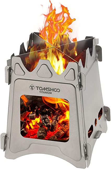 Tomshco Wood Burning Stove