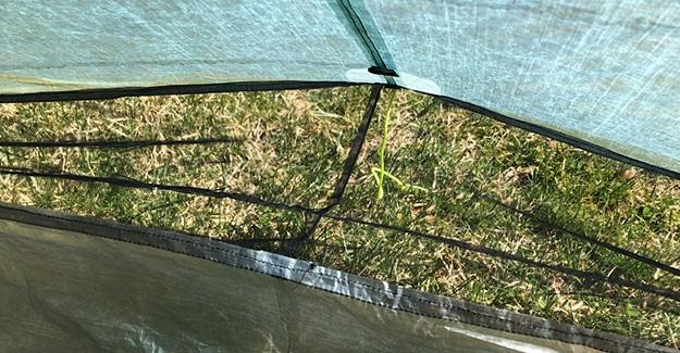 Netting Overhang
