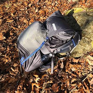 Used Gossamer Gear Mariposa 60L Backpack
