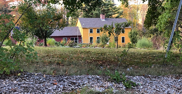 Old new England Home