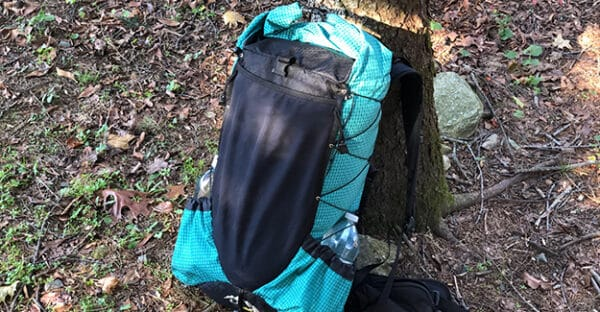 ULA Ohm Backpack in the Benton Mackaye Gear List.