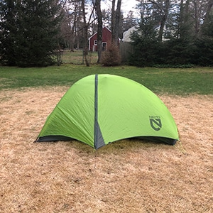 front view nemo tarptent 1P for sale