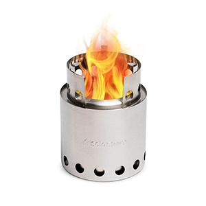 wood burning solo lite stove for sale