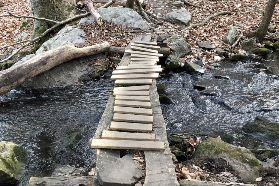 Zoar Trail Bridge