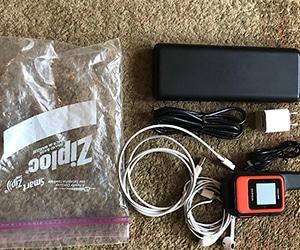 Electronics I Use Backpacking