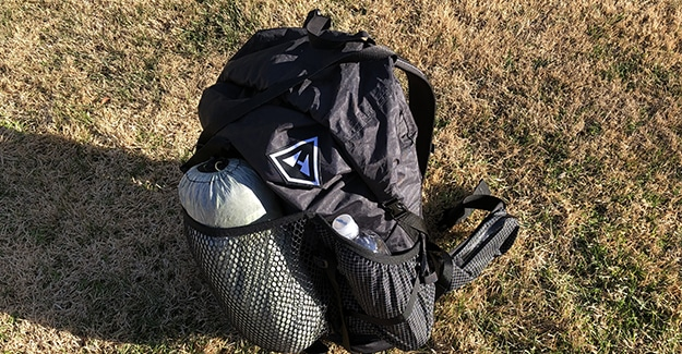 Hyperlite Junction Backpack Pockets