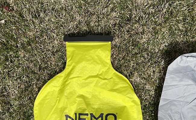 Nemo Tensor Stuff Sack Neck