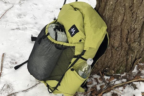 Zpacks Hexamid in the Prophet backpack