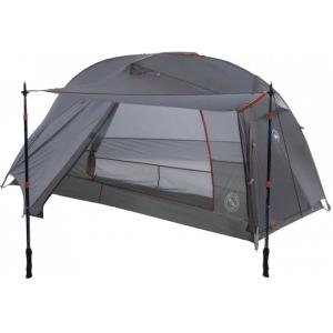 Big Agnes Copper Spur HV UL1 Bikepack Tent, Gray/Silver