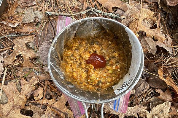 Stowaway Gourmet Shrimp Jambalaya with Grits